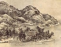 雪舟・智恩寺