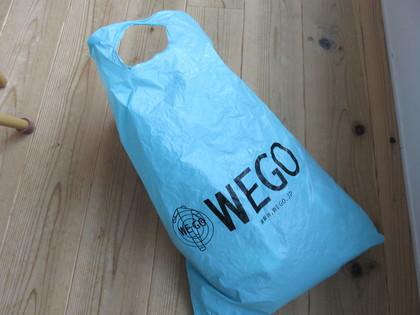 この袋はなんだ?