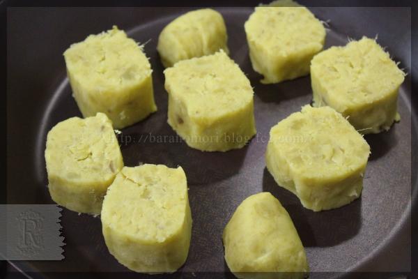 レシピ お芋 サツマイモ 簡単