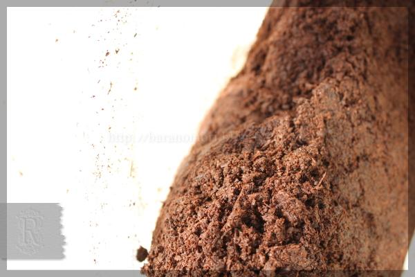 牛糞堆肥と馬糞堆肥