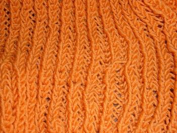 イギリスゴム編み6