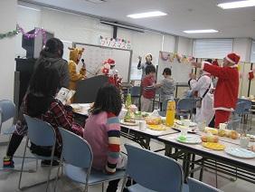 クリスマス会・ビンゴ(縮小)