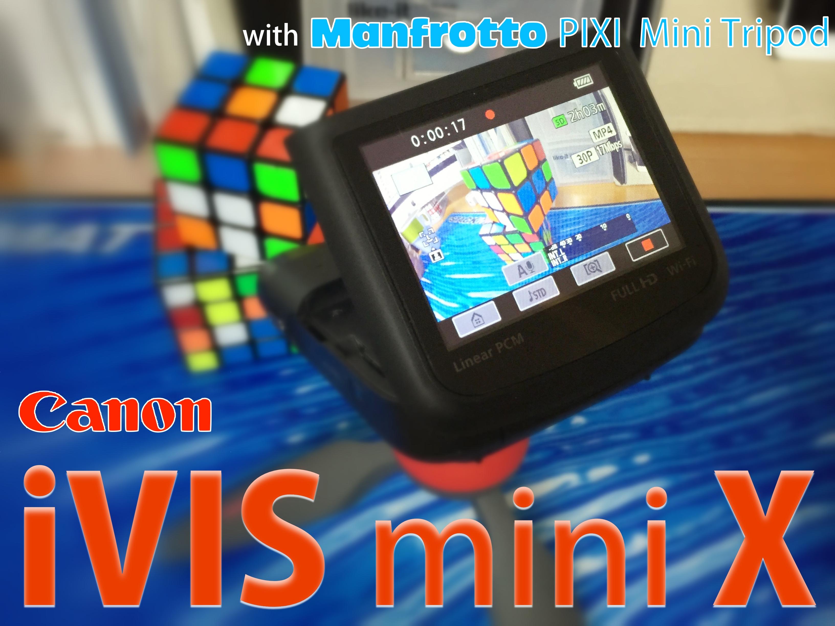 iVIS mini X