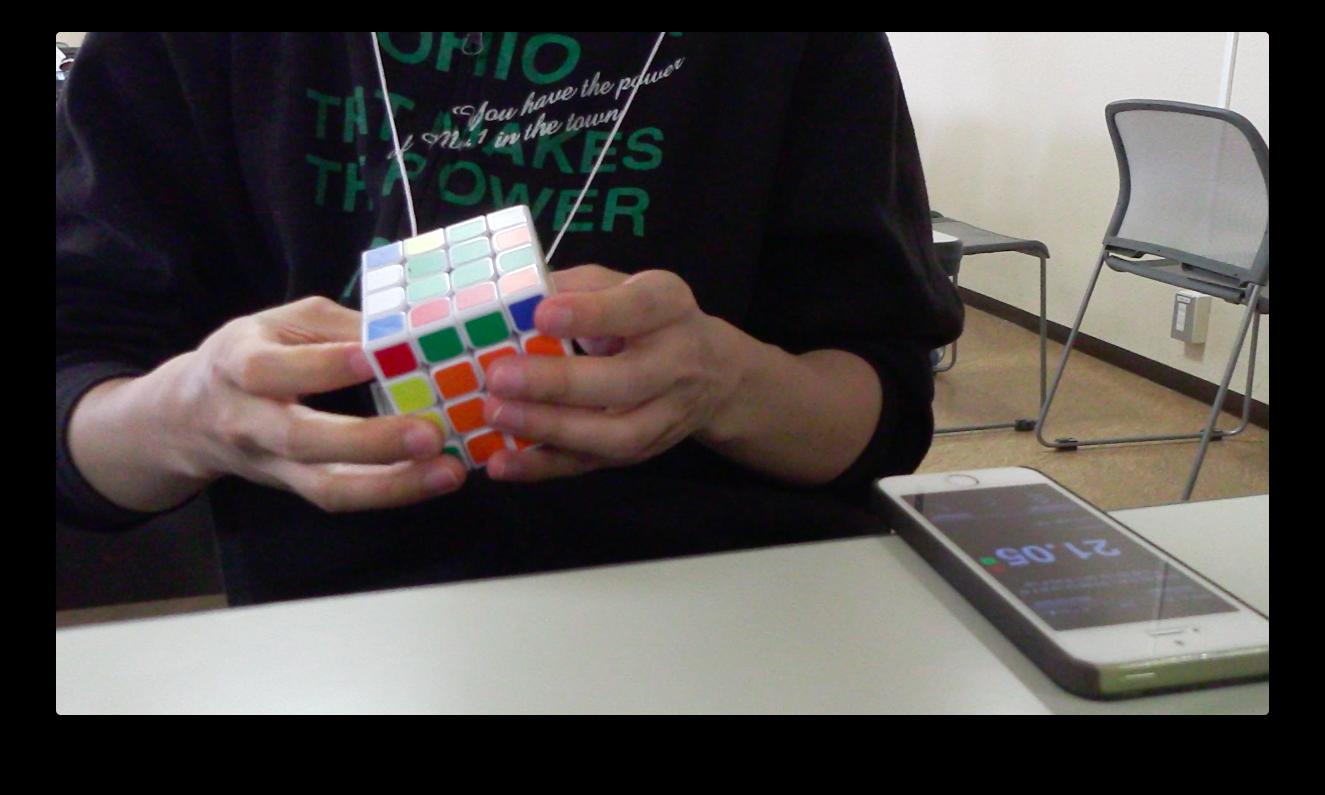 YuXin 4x4 solve
