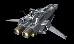 Battle Ship Discovery C