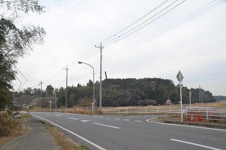 20141224三峯山砦跡01