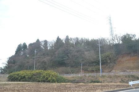 20141224三峯山砦跡12