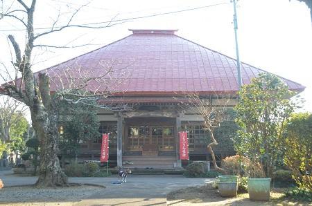20141224しもふさ七福神乗願寺03