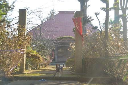 20141224しもふさ七福神乗願寺04