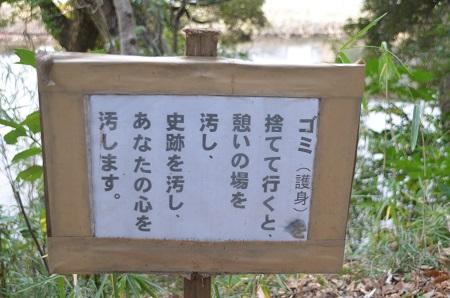 20141228佐倉城址公園25