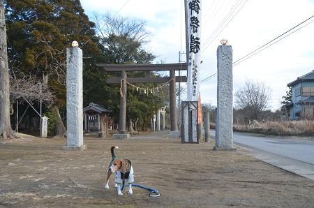 20150101浜の七福神 四社神社01
