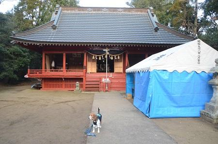20150101浜の七福神 四社神社11
