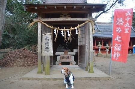 20150101浜の七福神 四社神社08