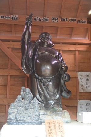 20150101浜の七福神 四社神社07