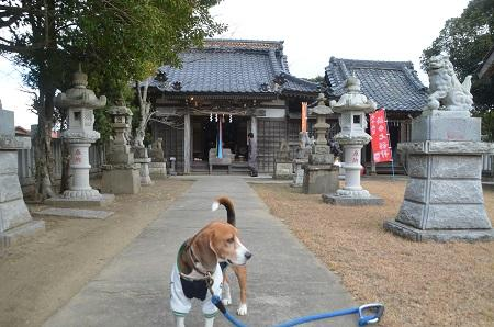 20150101浜の七福神 八坂神社05