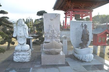 20150101浜の七福神 要行寺08