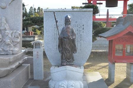 20150101浜の七福神 要行寺07