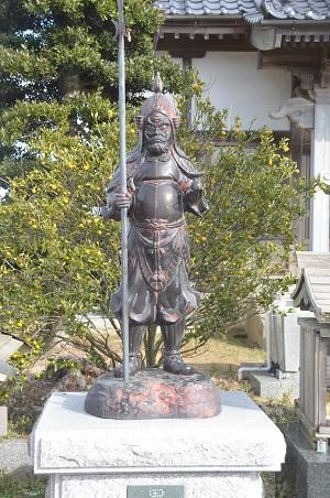 20150101浜の七福神 真光寺04