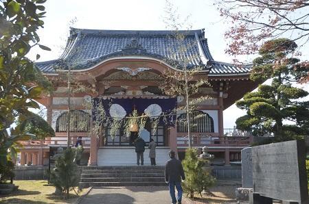 20150101浜の七福神 観明寺04