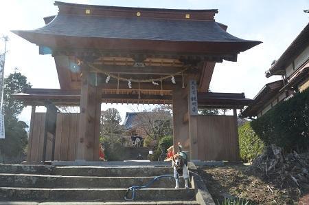 20150101浜の七福神 観明寺01