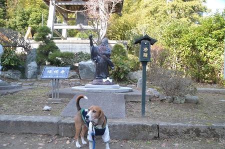 20150101浜の七福神 観明寺09