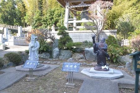 20150101浜の七福神 観明寺08