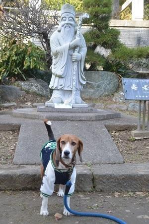 20150101浜の七福神 観明寺13