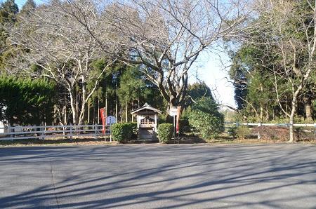 20150108しもふさ七福神 成田ゆめ牧場01
