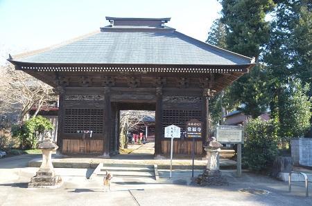 20150108しもふさ七福神 常福寺03