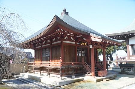 20150127八千代八福神 東栄寺07