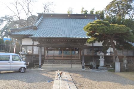 20150127八千代八福神 観音寺05