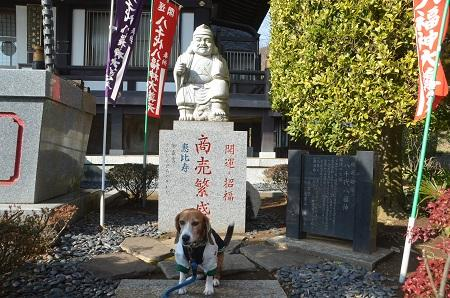 20150127八千代八福神 貞福寺06