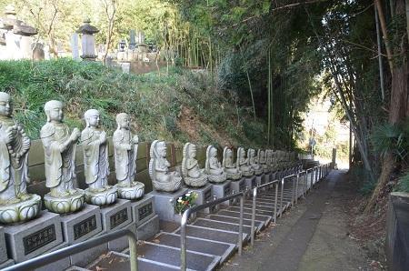 20150127八千代八福神 貞福寺11