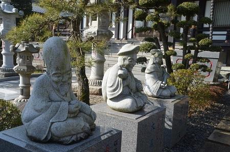 20150127八千代八福神 貞福寺09