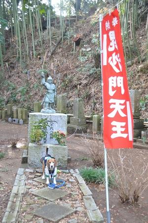 20150127八千代八福神 正覚院05
