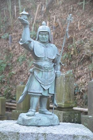 20150127八千代八福神 正覚院03
