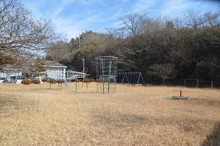 20150211旧・手賀小学校跡06