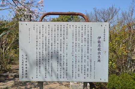 20150402伊能忠敬記念公園01