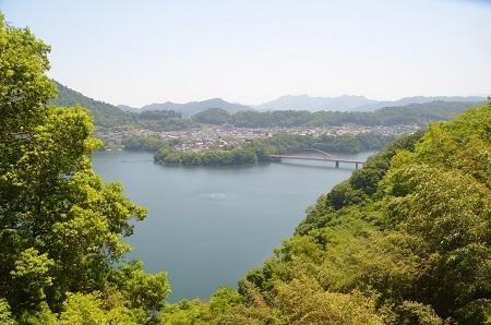 20150514相模川八景 津久井湖03