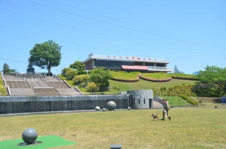 20150514津久井湖城山公園水の苑地12