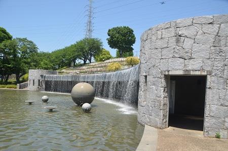 20150514津久井湖城山公園水の苑地07