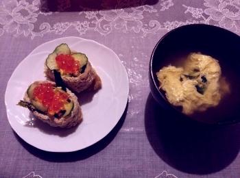 おもてなしローカーボ稲荷寿司 (350x260)