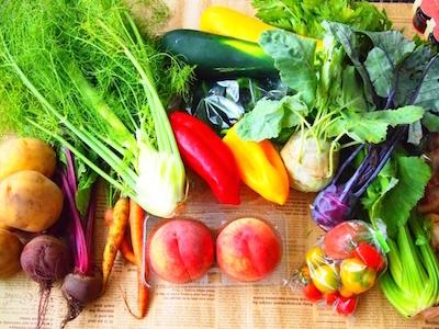 様々な野菜画像