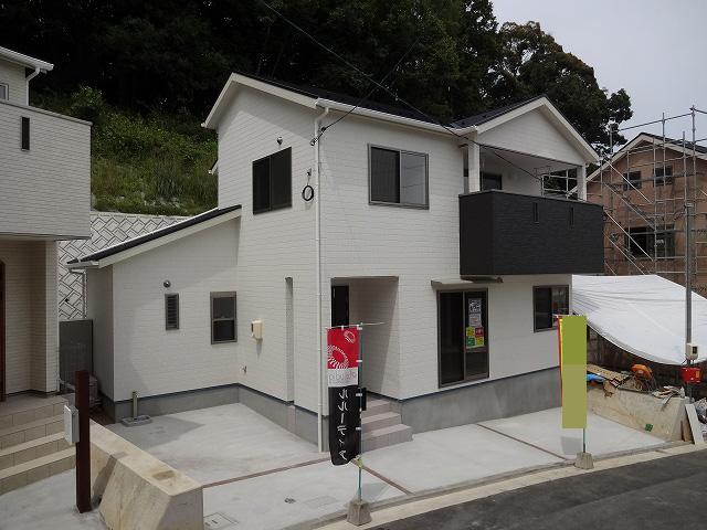 ルルーディア山本8丁目 外構完成!!