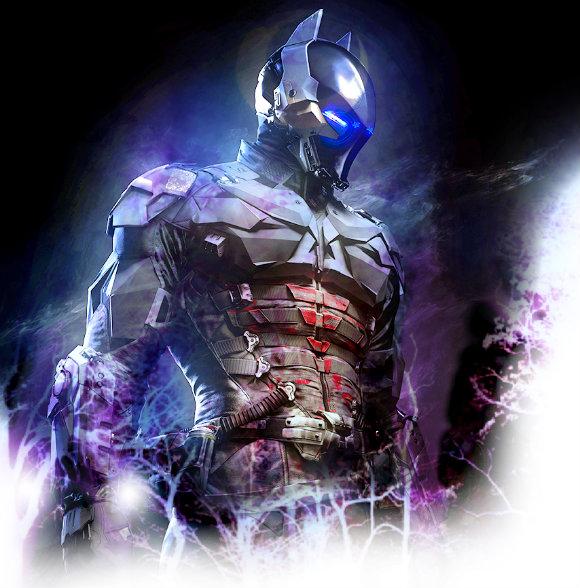 ゲーム『バットマン:アーカム・ナイト』 勝手に背景コラ