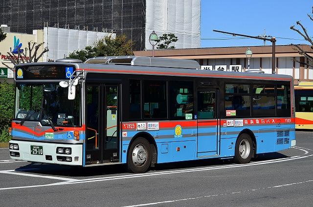 京浜急行バス能見台営業所