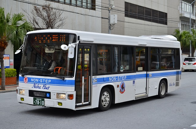 KL-HU2PMEE 那覇バス