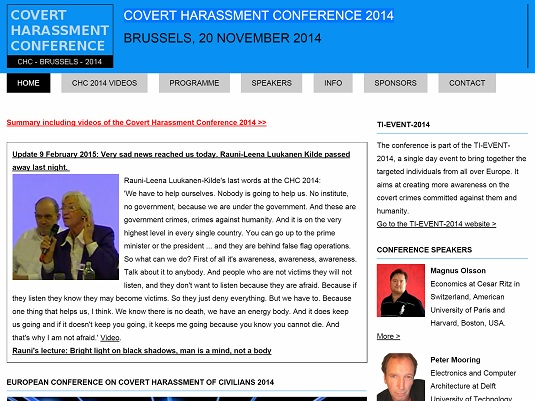 20150315_ヨCOVERT HARASSMENT CONFERENCE 2014