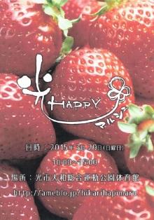 i光Happyマルシェ'15春