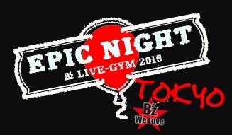 epic night ロゴ tokyo